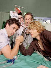 Green Wing photo