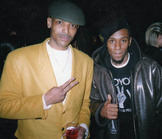 Dre and Mos Def