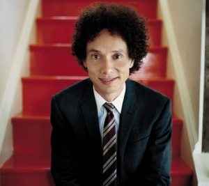 Malcolm Gladwell. Photo by Brooke Williams.