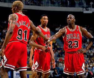 Is Dennis Rodman really better than Michael Jordan?