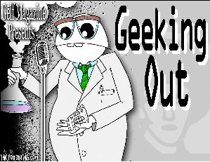 Geeking Out Logo
