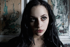 Molly Crabapple. Photo by Seth Kushner