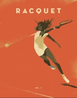 Cover of Racquet No. 1: Yannick Noah by Mads Berg